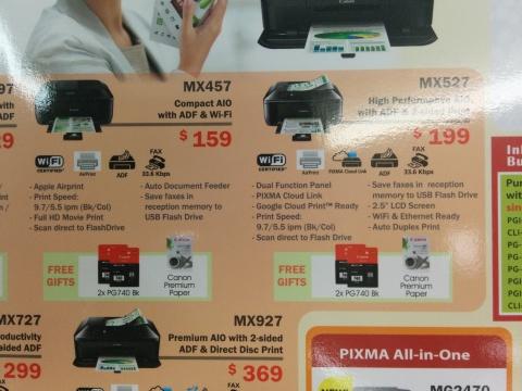 MX457 or MX527